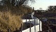 Amphibian Fencing