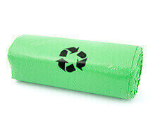Green Degradable film
