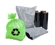 Range of Degradable films