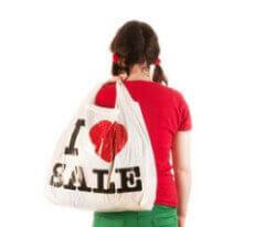 Personaslied Polythene Plastic Bag