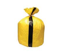 Tiger Stripe Yellow Bags